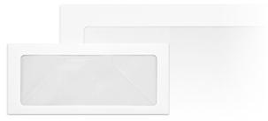 Full View Window Envelopes