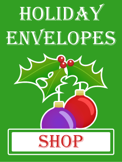 Shop Holiday Envelopes